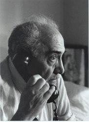 Ramón J. Sender, Los Ángeles, 1968